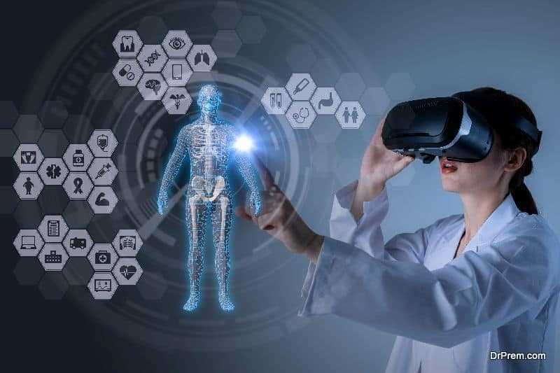 Photo of 10 cases where virtual reality is used in healthcare