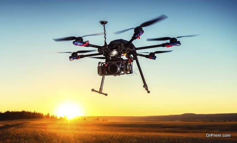 Photo of Drones in the medical field to impact future healthcare delivery