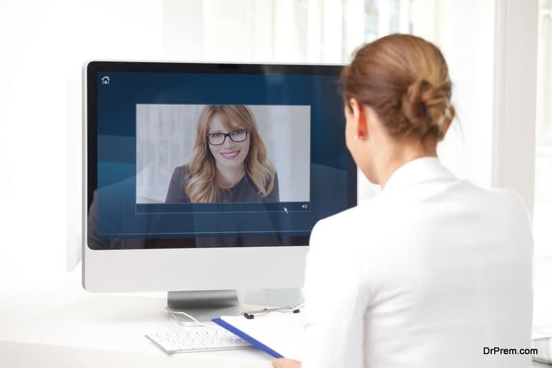 videoconferencing has unusual emotional benefits