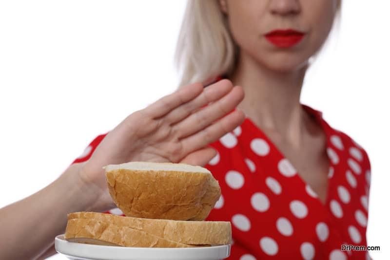 gluten-free diet.