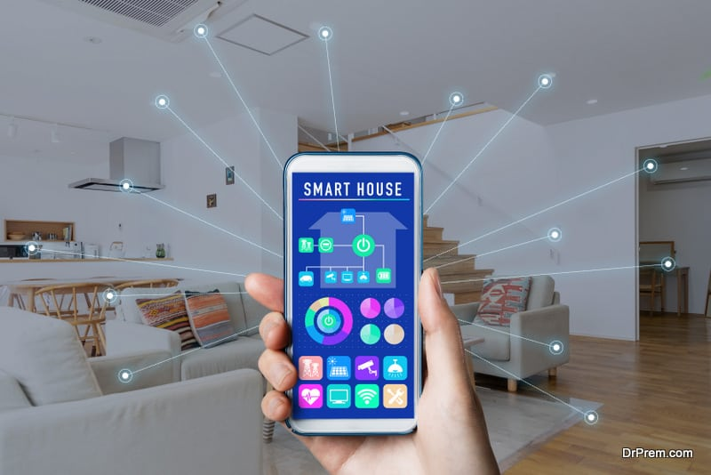 IoT in Smart home tech