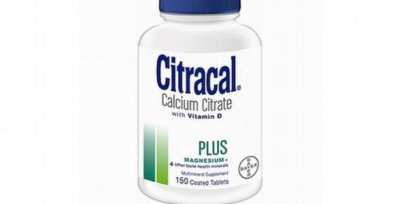 Citracal Calcium Citrate with Vitamin D Plus Magnesium