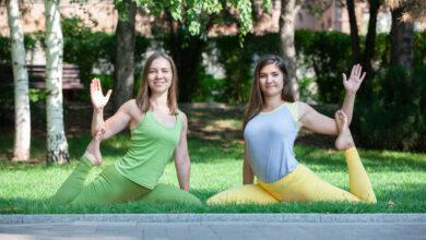 proper yoga practices