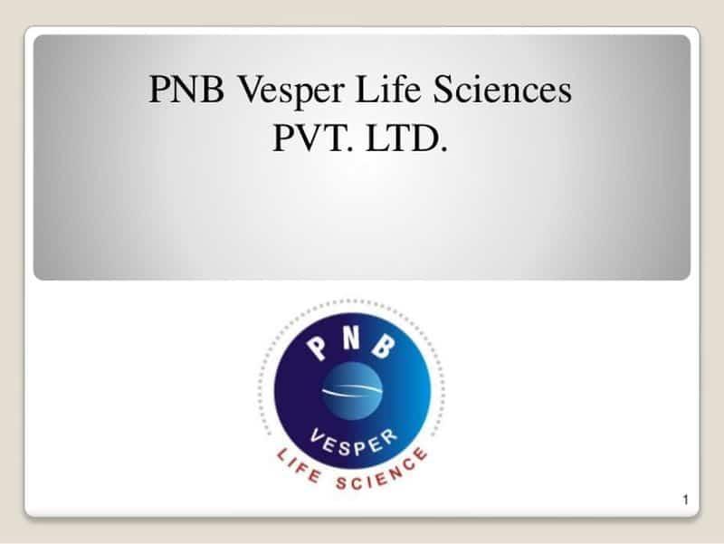 PNB Vesper Life Science