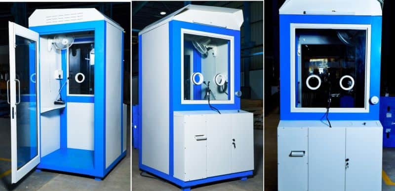 Tata Steel launches innovative swab collection unit
