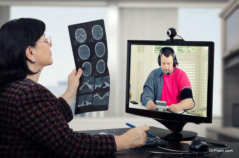 Present and future telemedicine market