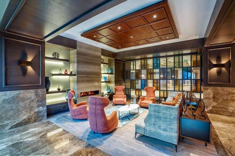 Great amenities at Hospotel Acibadem Healthcare