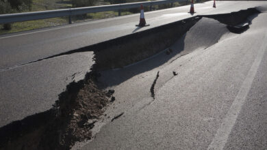 Photo of Researchers propose 'dancing bridge' to combat earthquake