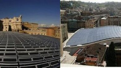 Photo of Holy deed: Vatican goes green!