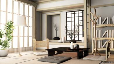 Photo of Easy Ways to Incoporate Japanese influences into your Home's Decor