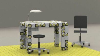 Photo of High-tech furniture: A smart choice
