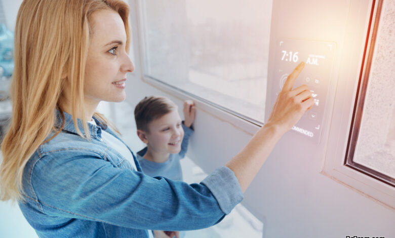 Home automation systems that keep their focus on child safety