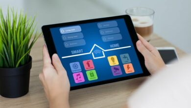 Photo of Home maintenance comes full swing with smart home technology