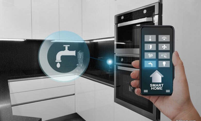 Home automation and Internet of things