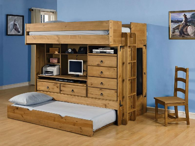 Photo of Accommodate extra guests by having a bunkroom in the house
