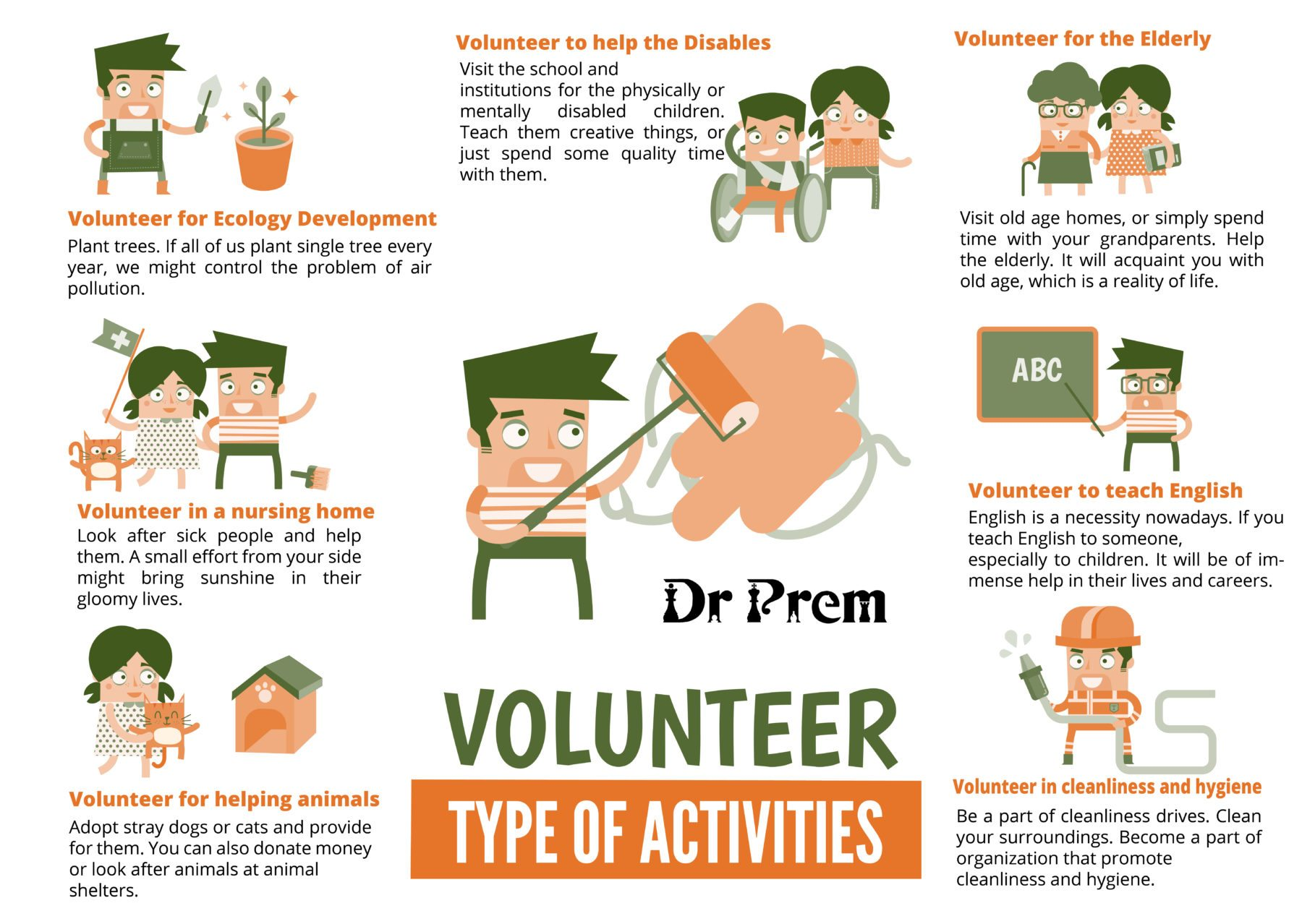Photo of Make your society a better place with these 7 volunteer activities