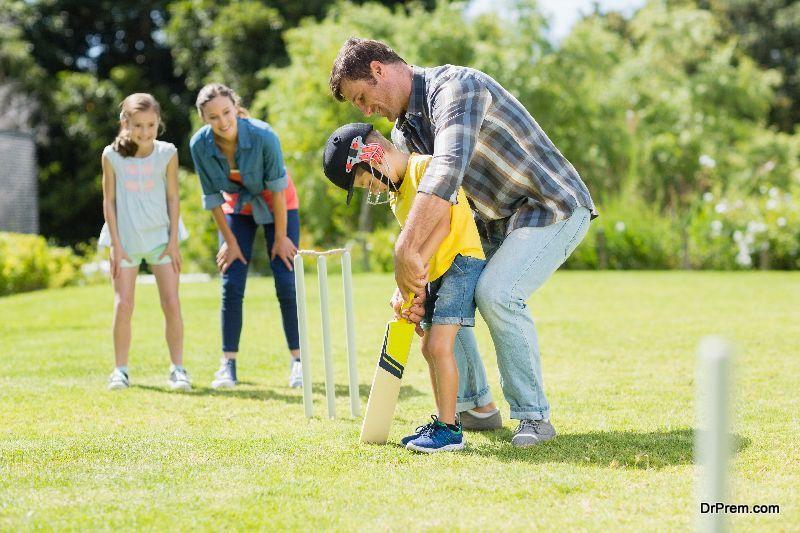 Child Love Sport