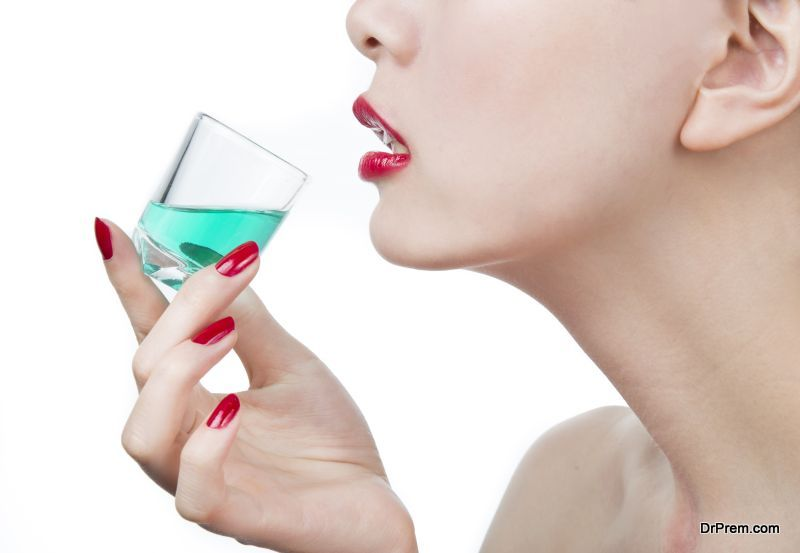 uses of your mouthwash