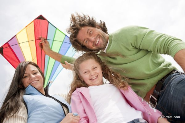 Arrange family picnics