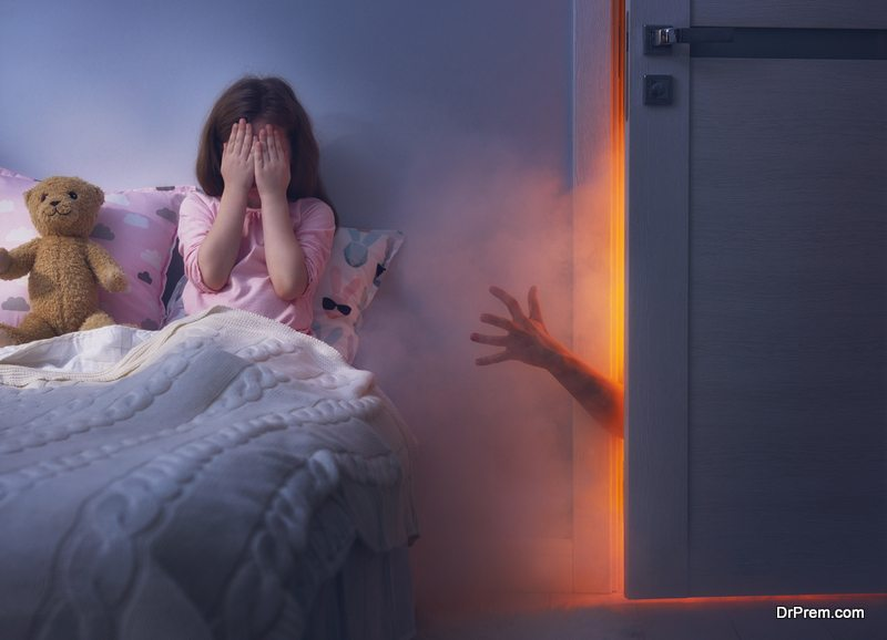 Photo of 5- Common Nightmares among Children and How to Resolve Them