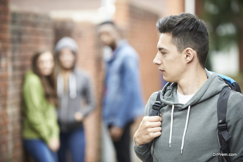 Teenage-bullying