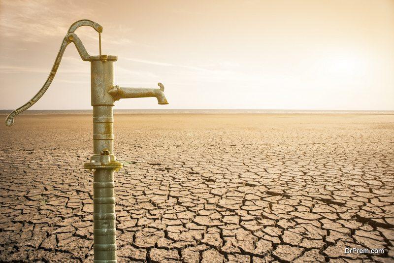 water shortage crisis