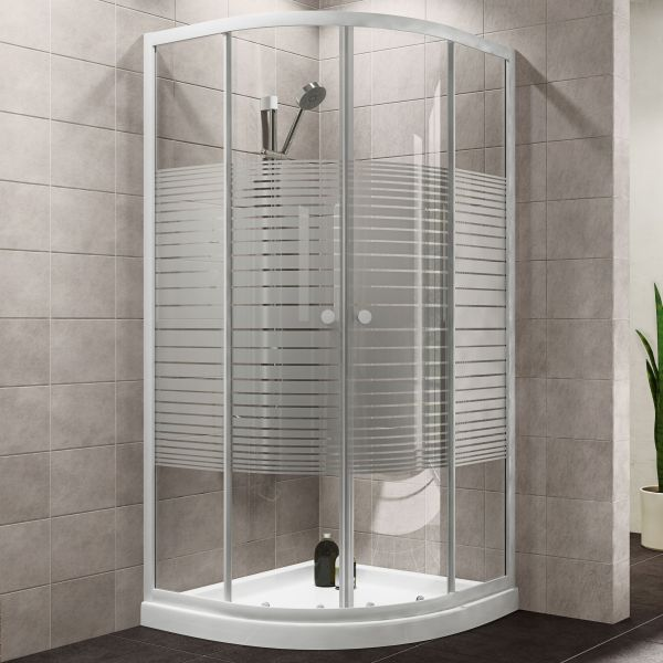 Quadrant-shower-cubicles