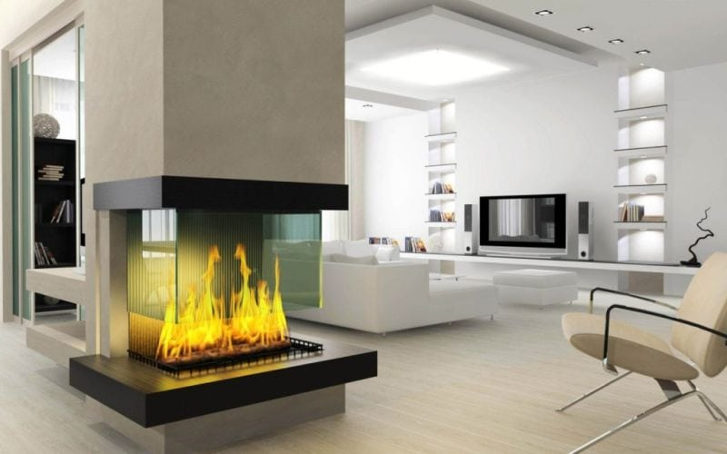Photo of 13 amazing fireplace designs for your home to keep you warm