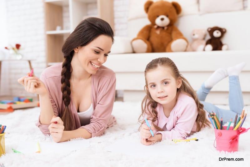 Involve your child in the invitation process