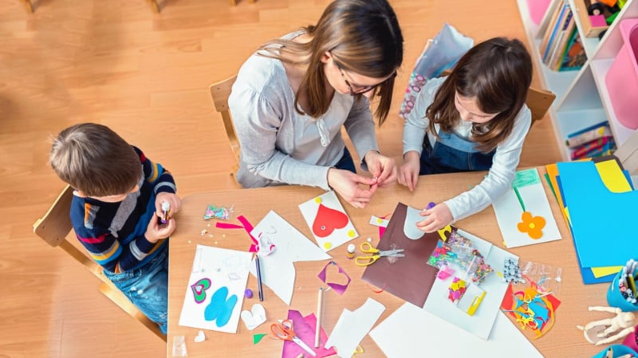 Easy Crafts For Kids To Enhance Their Creativity
