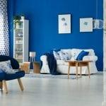 color blocking in interior designing