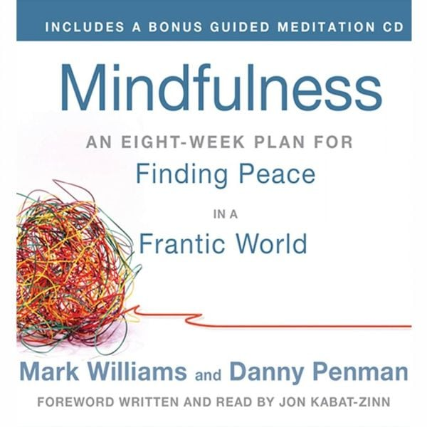 An Eight-week Plan for Finding Peace in a Frantic World, written by Mark Williams and Danny Penman