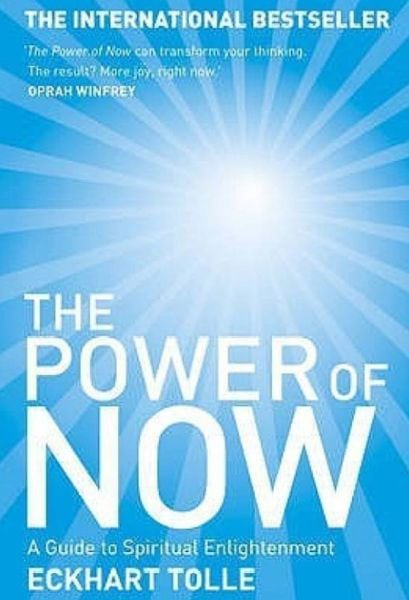 The Power of Now by Eckart Tolle