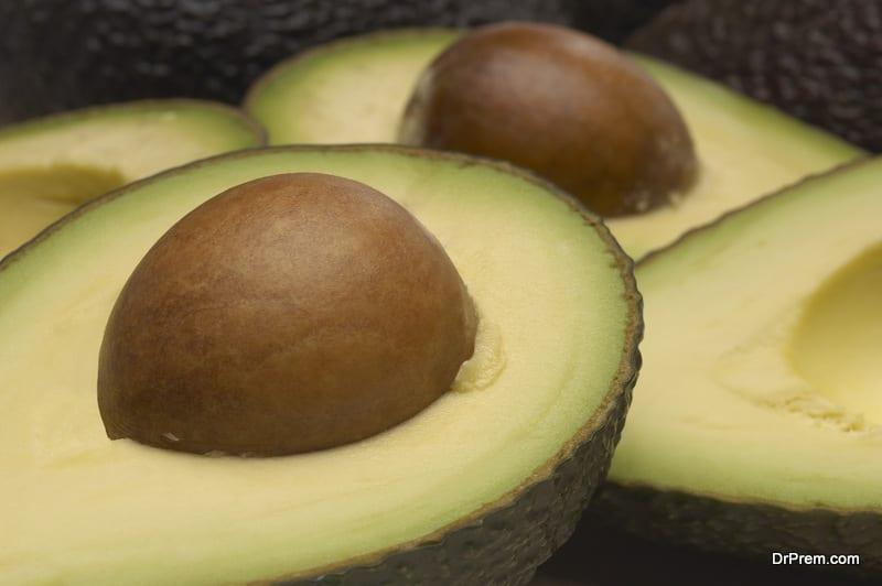 Avocado has become a visual treat