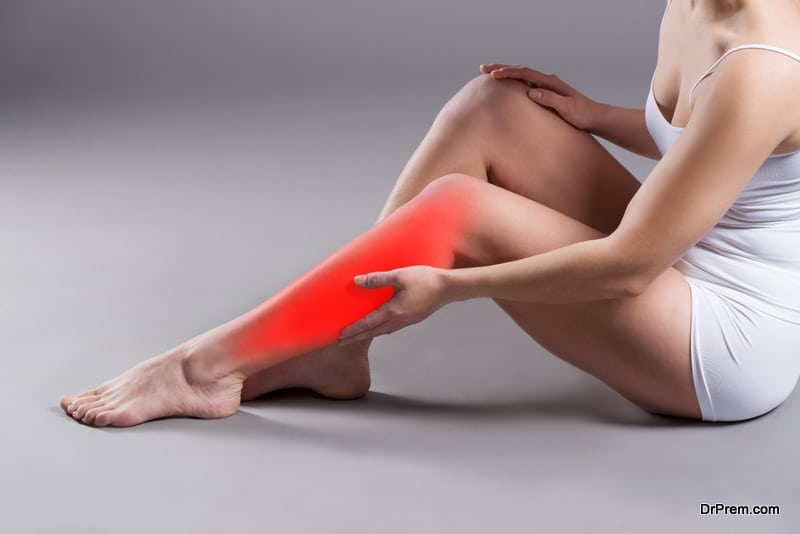 flat feet might be arthritis