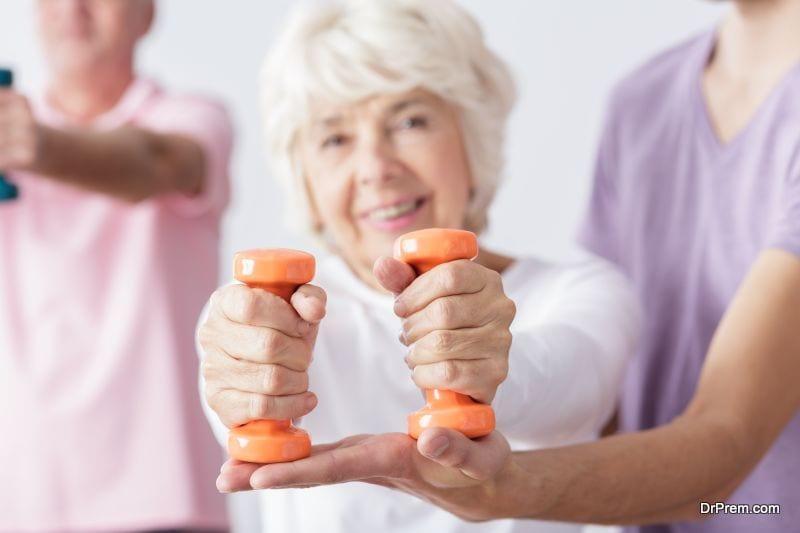 improving mental health of the elderly