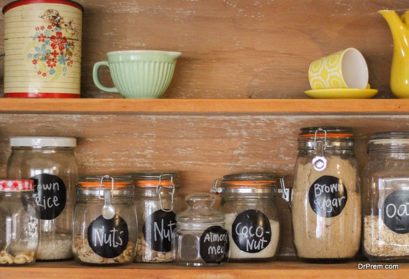 Photo of 8 Tips to organize a minimalist pantry