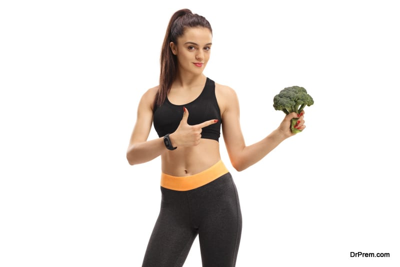 vegan athlete