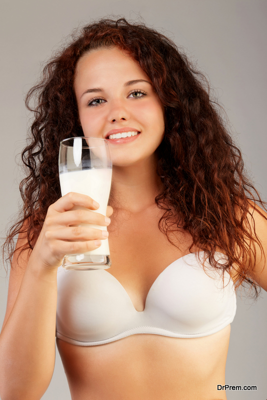Is milk drinking healthy for adults