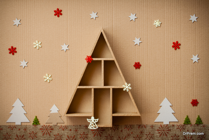 Eco friendly alternatives to Christmas Tree