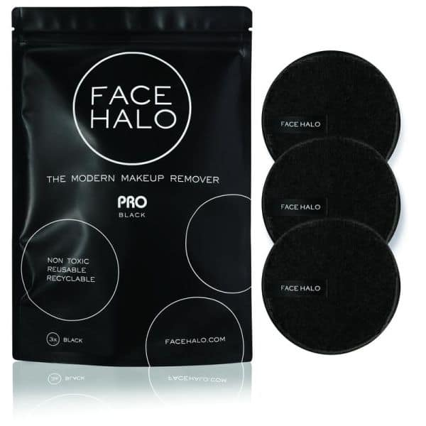 The Face Halo makeup remover pads