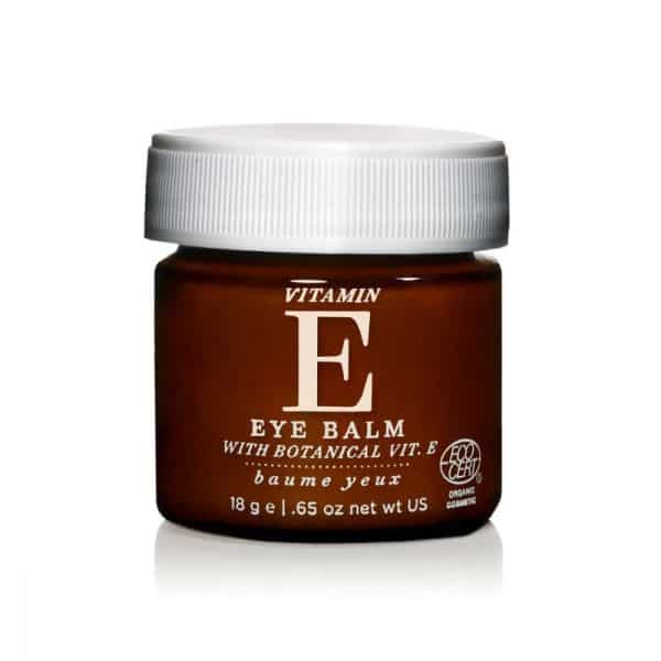 The Vitamin E eye balm by One Love Organics