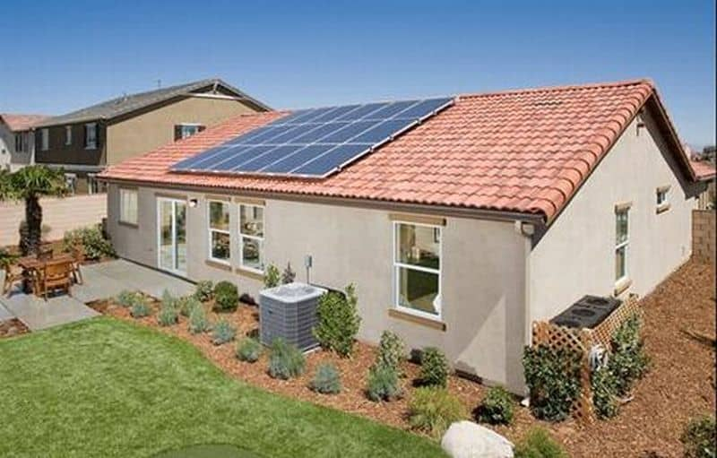 KH Home's Solar Powered House