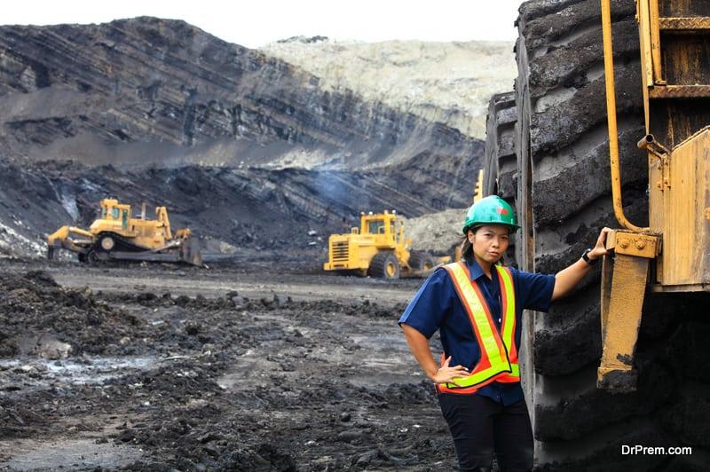 mining rare earth metals
