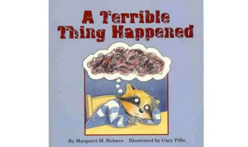 A Terrible Thing Happened By Margaret Holmes