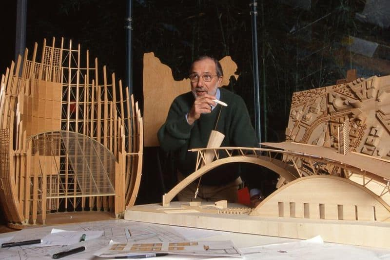 Italian Architect Renzo Piano