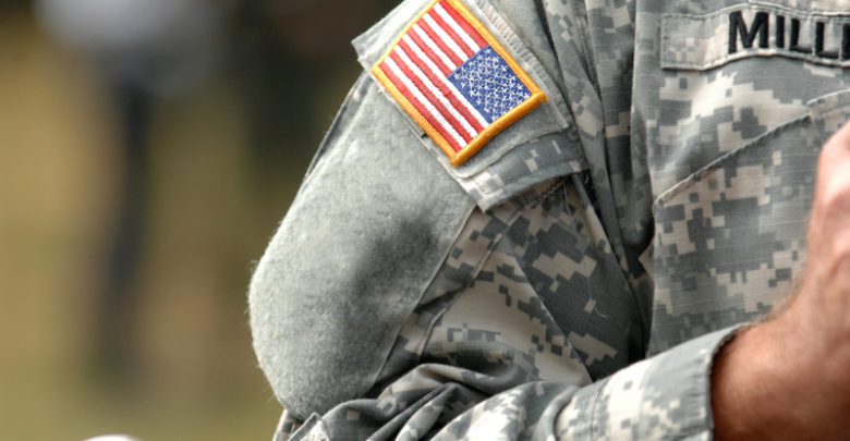US military immune to environmental change concerns