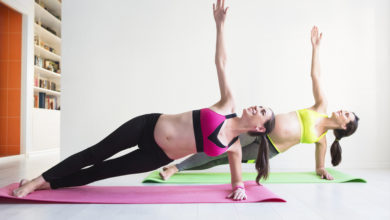 Best pregnancy yoga poses for each trimester