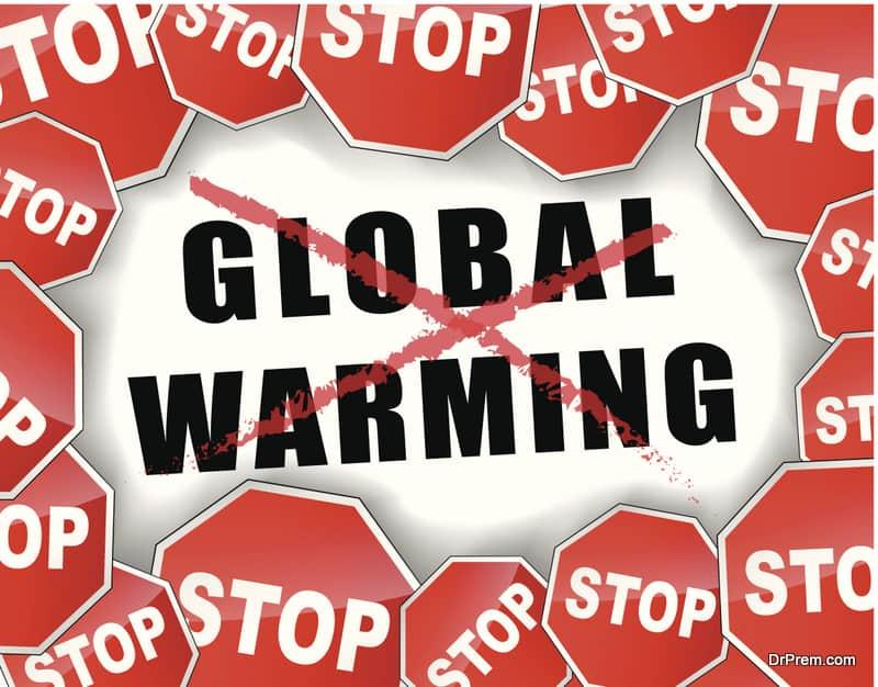 combat global warming