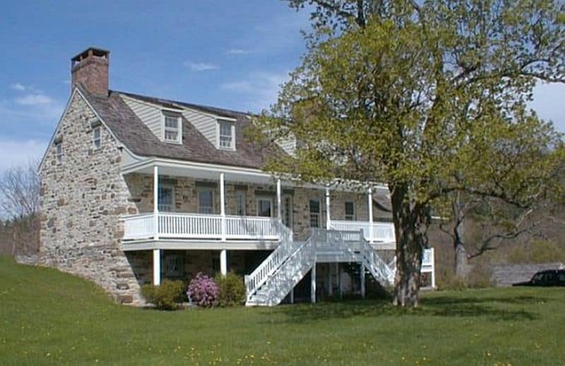 Abeel House, Hudson Valley